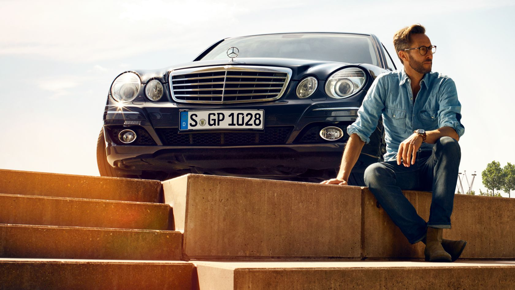 Repairs and warranties - for your Mercedes-Benz