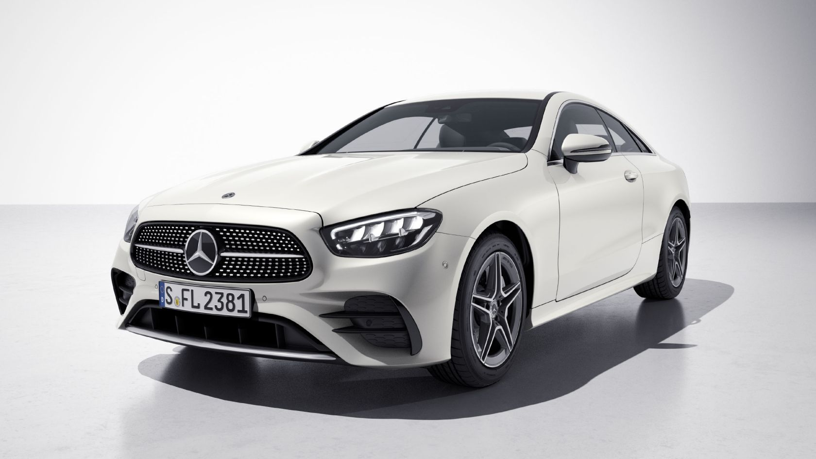 Mercedes Benz E Class Coupe Designo Paintwork
